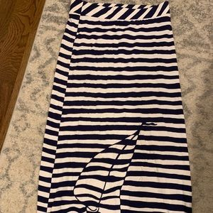 Lilly Pulitzer maxi skirt S